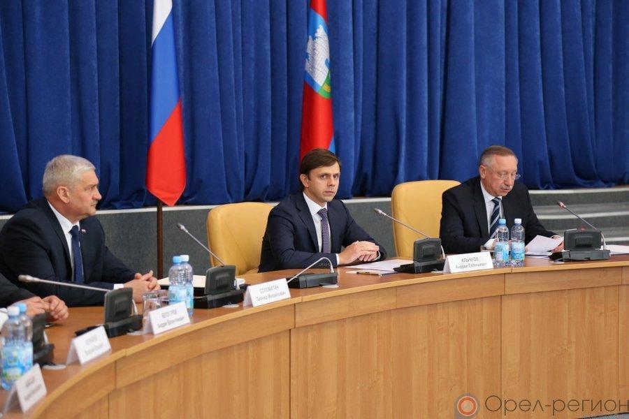 Андрей Клычков изКПРФ стал новым главой Орловской области