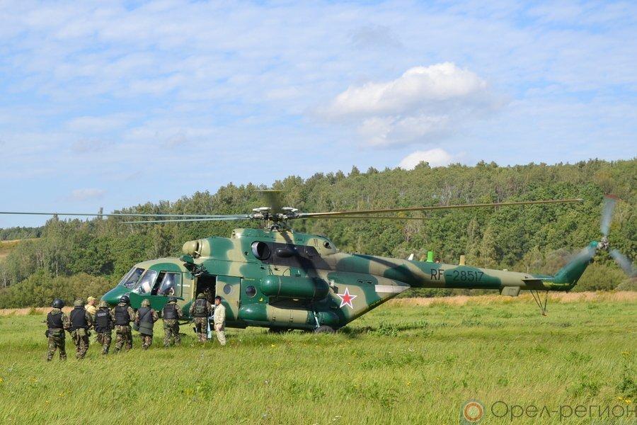 ВОрловской области прошли антитеррористические учения ФСБ