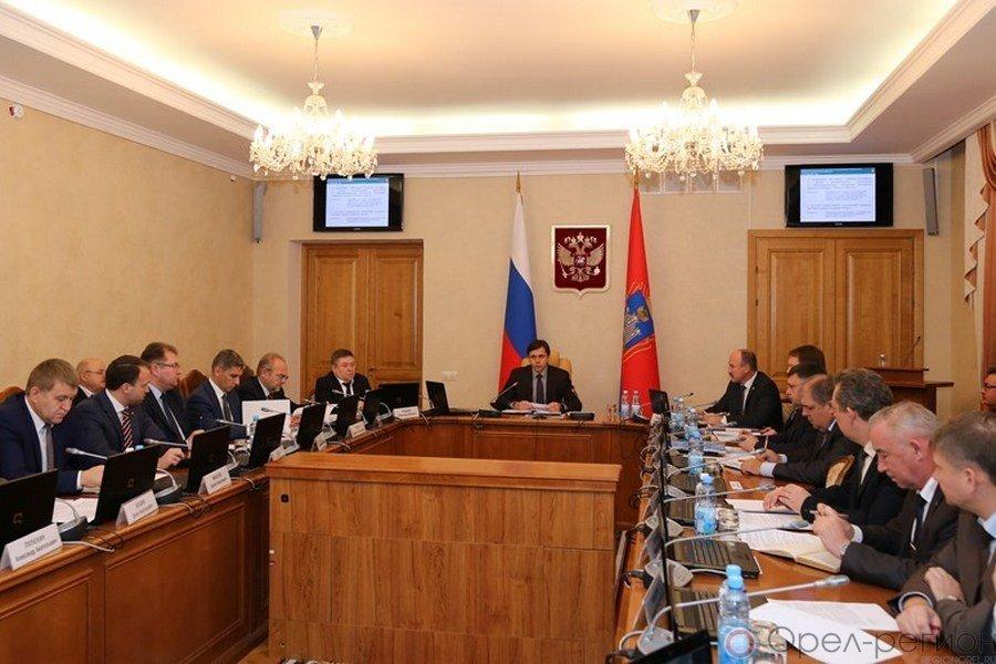 ВОрле представили врио губернатора Андрея Клычкова