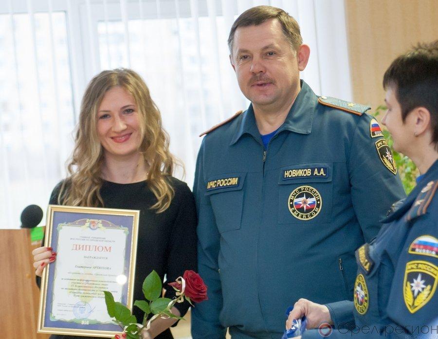 Продюсер «МИР 24» стал победителем конкурса «Созвездие мужества»