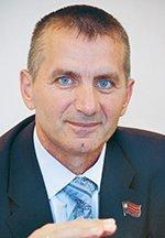 Михаил Вдовин, первый заместитель председателя Орловского областного Совета народных депутатов
